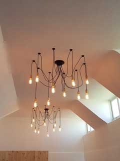 LED Downlights Qualified Electrician in Ashford Kent